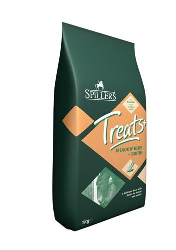 Pamlsky Spillers Meadow herb vitaminované