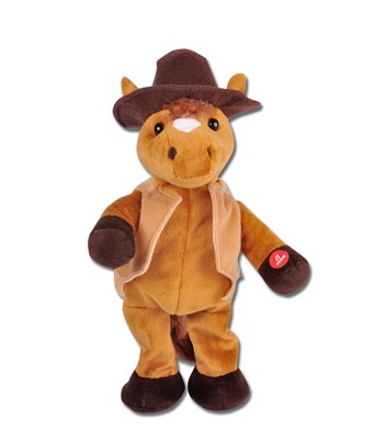 Zpívající koník Freddy