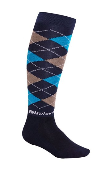 Ponožky FP káro