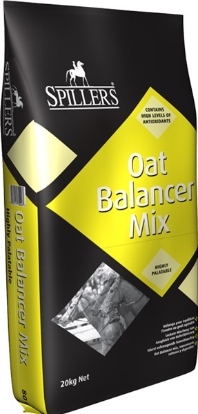 Spillers Oat balancer mix