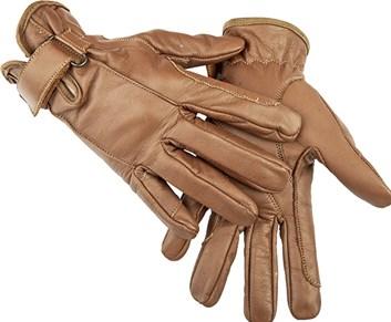 Kožené rukavice HKM z hověziny