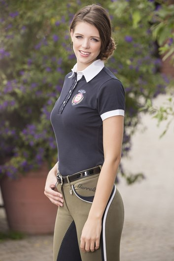 Dámské triko Lauria Garrelli Polo Classic