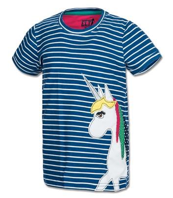 Tričko dětské s koníkem AWA Bibbi