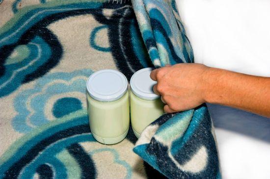 Jak vyrobit domácí jogurt, Výroba domácího jogurtu, Recept na jogurt (11)
