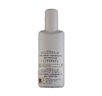 Chlorid vápenatý (CaCl2) Milcom 200ml