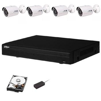 HD Kompletní kamerový systém - Hobby 2