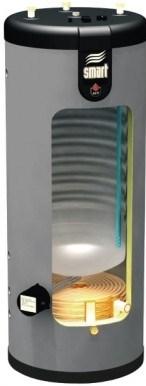 solární nerezový zásobník ACV SMART LINE SLME 400 - Multi-Energy