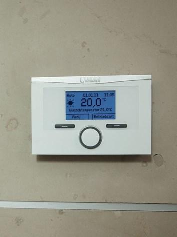 prostorový termostat Vaillant calorMATIC 332