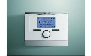 regulace ekvitermní Vaillant calorMATIC 450