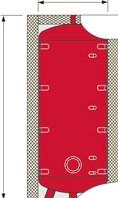 akumulační zásobník REFLEX  PHF 4000