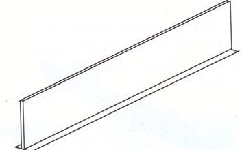 Rehau dilatační profil