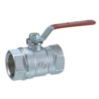 """Giacomini kulový kohout chromovaný R250D páka 5/4"""" - voda"""