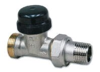 IVAR - termostatický dvouregulační ventil přímý IVAR.VD 2105 N