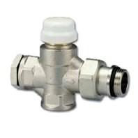 IVAR.VDS 02 - termostatický ventil s větším průtokem