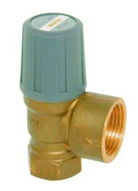 IVAR - PV KB 50 - pojistný ventil DN 50