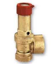 IVAR.PV 527 - pojistný ventil 2,5 bar