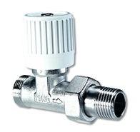 IVAR - radiátorový ventil přímý s přednastavením IVAR.VD 005 ECO
