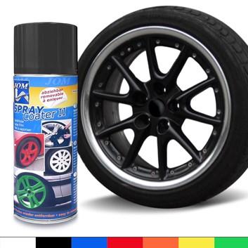 Plasti dip sprej 450ml - tekutá guma ve spreji černý matný