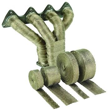 Termo izolační páska na svody a výfukové potrubí 5cm x 15m