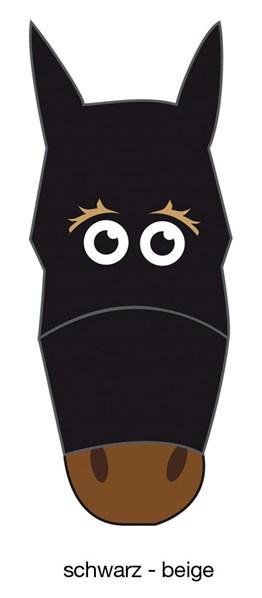 Maska proti hmyzu s očima