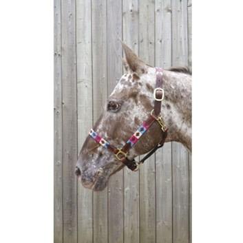 Ohlávka Ekkia Riding World Polo