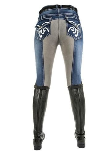 Rajtky jeansové HKM Pasadena
