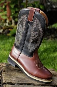 Westernové boty HKM Softy Cow