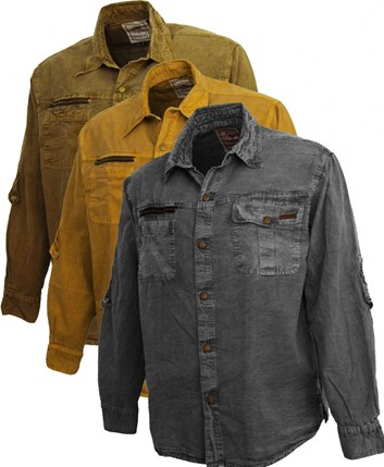 Australská košile - BROOME SHIRT