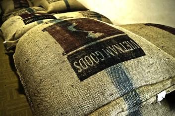 Dak Lak Coffee Zelená káva pytel 60 kg