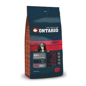 ONTARIO Adult Large Breed - 13kg