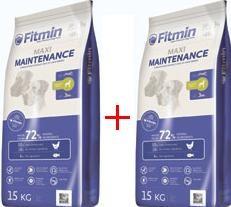 FITMIN DOG MAXI MAINTENANCE - 15KG   2 x 15kg