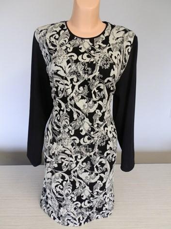 Podzimní /zimní šaty DAGMAR