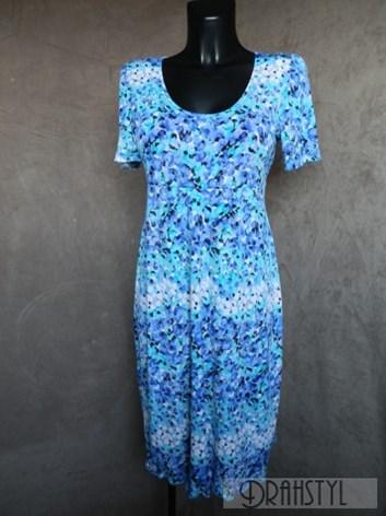Šaty BOKOO modré