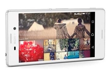 Sony Xperia M4 Aqua E2303 White + DÁREK (folie v hodnotě 199,- Kč)