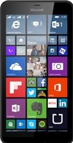 Microsoft Lumia 640 LTE, černá CZ Distribuce + DÁREK (folie v hodnotě 199,- Kč)