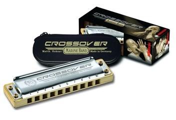 Hohner Crossover harmonika D dur