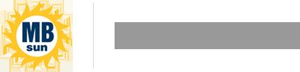 elektroinstalační materiál MB SUN | Studénka I Světelná technika