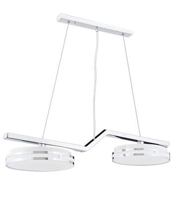 Svítidlo OPAL LED SERIES 1200-2 chróm